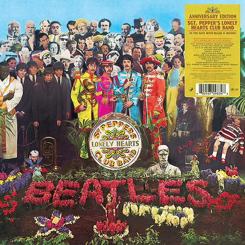 BEATLES LP Sgt. Pepper's Lonely Hearts Club Band (Anniversary Edition)