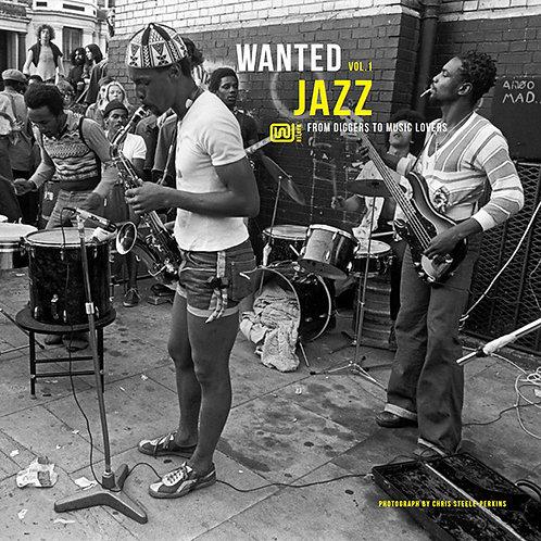 VARIOS LP Wanted Jazz Vol. 1