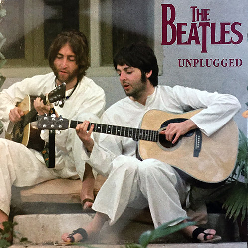 BEATLES LP Unplugged