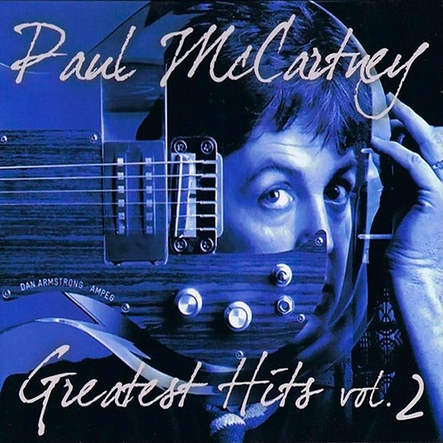 PAUL McCARTNEY 2xCD Greatest Hits Vol 2