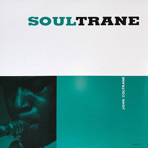 JOHN COLTRANE LP Soultrane