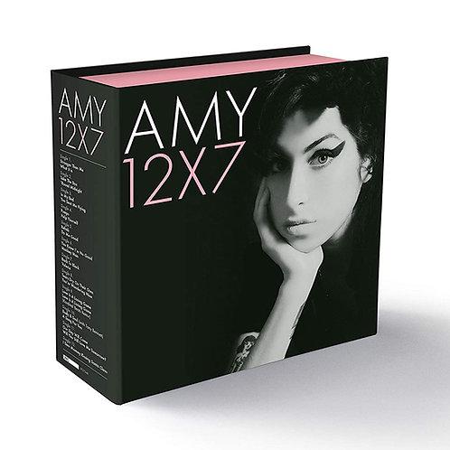 AMY WINEHOUSE BOX SET 12X7 The Singles Collection Box Set
