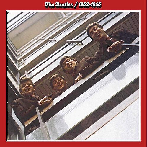 BEATLES 2xLP Red Album 1962-1966
