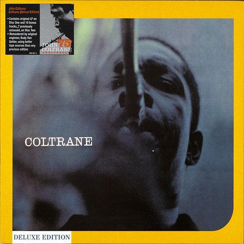 JOHN COLTRANE 2xCD Coltrane (Deluxe Edition Digipack)