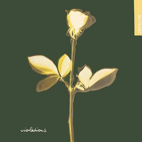 DEPECHE MODE LP Violations (Violator 30th Anniversary Celebration)