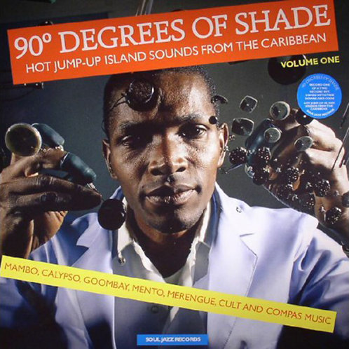 VARIOS 2xLP 90° Degrees Of Shade Volume One