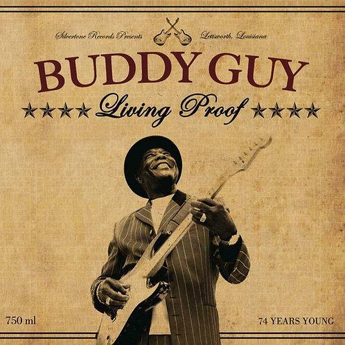 BUDDY GUY 2xLP Living Proof (180 gram audiophile vinyl)