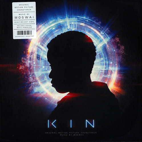 MOGWAI LP Kin (Original Motion Picture Soundtrack)