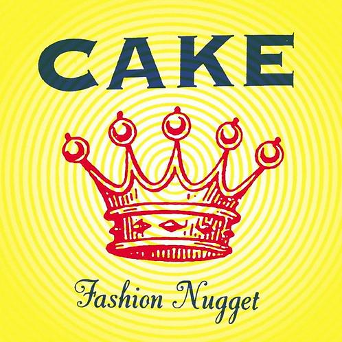 CAKE LP Fashion Nugget (Red Coloured Vinyl)