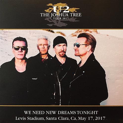 U2 2xCD We Need New Dreams Tonight