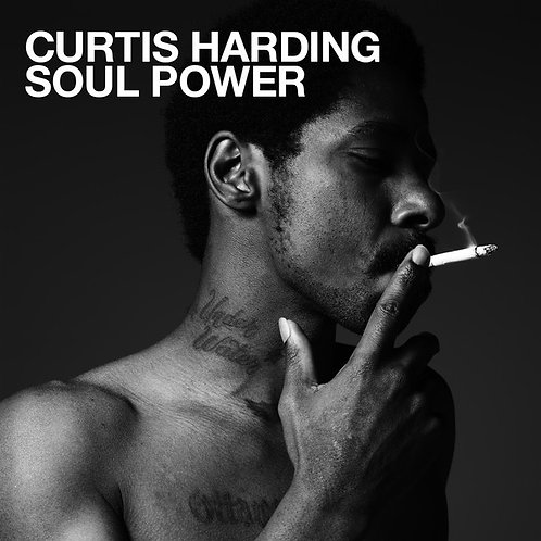 CURTIS HARDING LP Soul Power