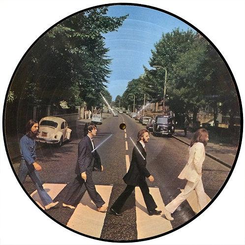 BEATLES LP Abbey Road (Australia Picture Disc)