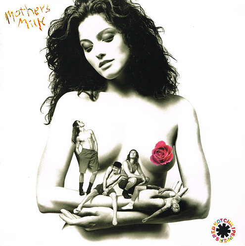 RED HOT CHILI PEPPERS LP Mothers Milk