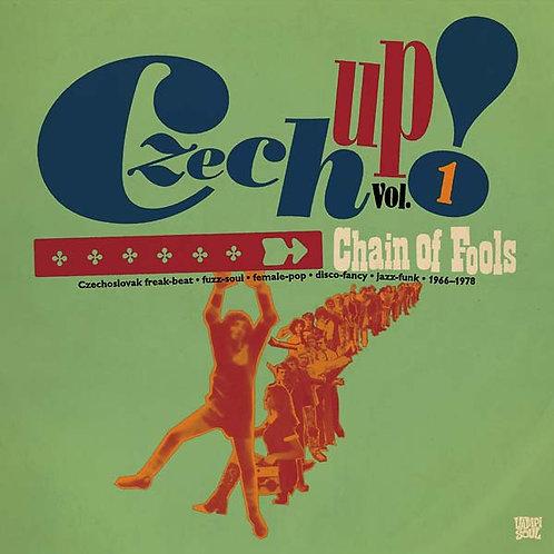 VARIOS 2xLP Czech Up! Vol. 1: Chain Of Fools
