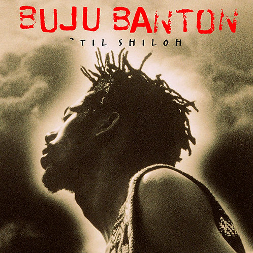 BUJU BANTON LP Til Shiloh + 4 Bonus Tracks