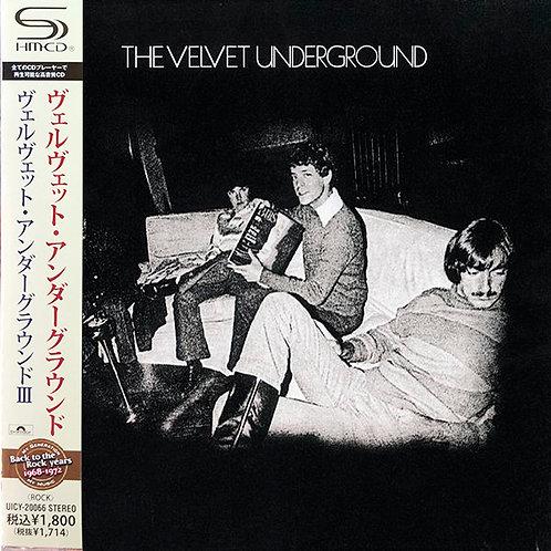 VELVET UNDERGROUND CD Velvet Underground (Japan SHM-CD)
