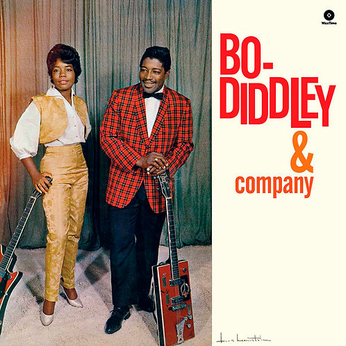 BO DIDDLEY LP And Company (180 gr)