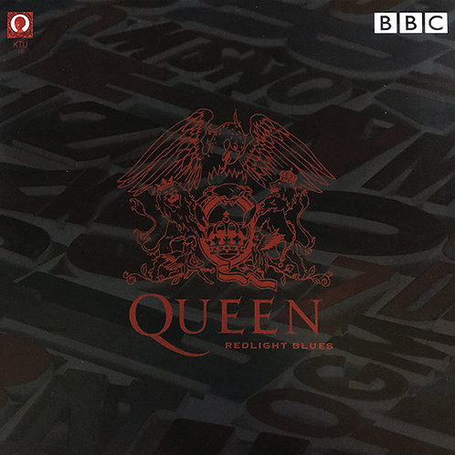 QUEEN LP Redlight Blues (Red Coloured Vinyl)