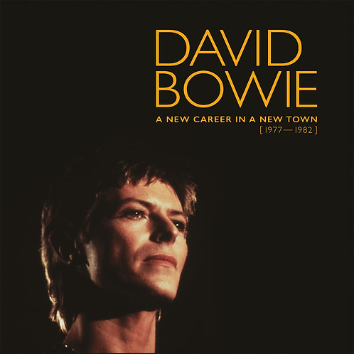DAVID BOWIE 13xLP BOX SET A New Career In A New Town [ 1977–1982 ]