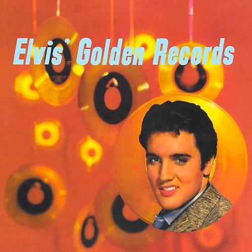 ELVIS PRESLEY LP Elvis' Golden Records