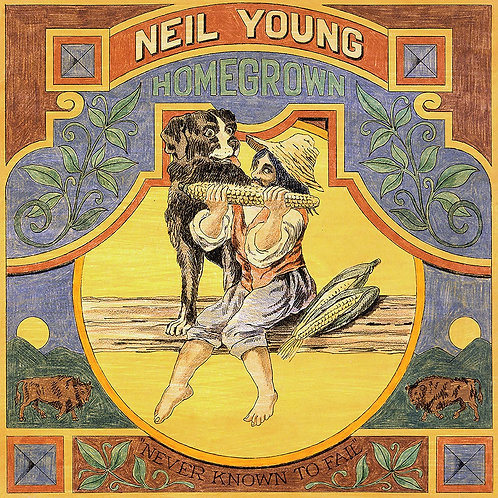 NEIL YOUNG CD Homegrown