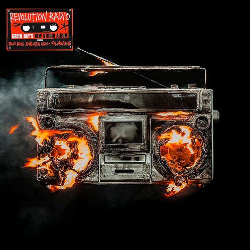 GREEN DAY LP Revolution Radio
