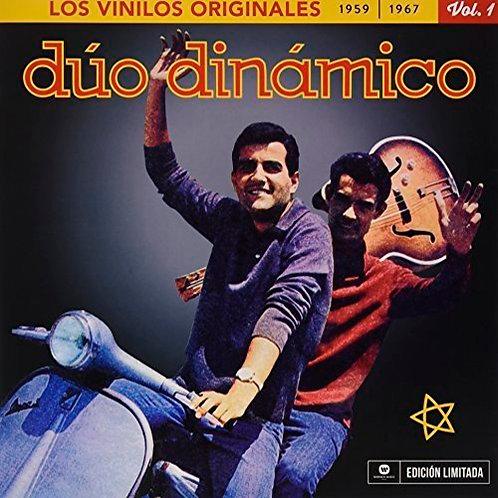 DUO DINAMICO LP+CD Los Vinilos Originales 1959-1967 Vol. 1