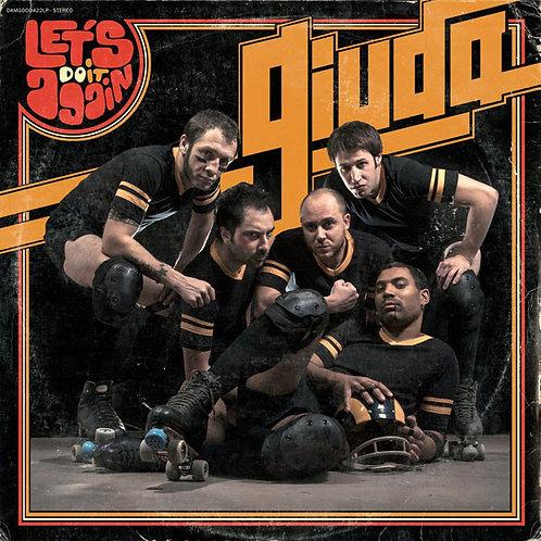 GIUDA LP Let's Do It Again (Orange Coloured Vinyl)