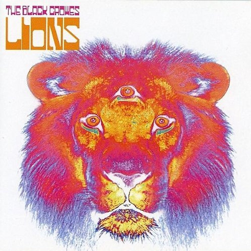 THE BLACK CROWES CD Lions