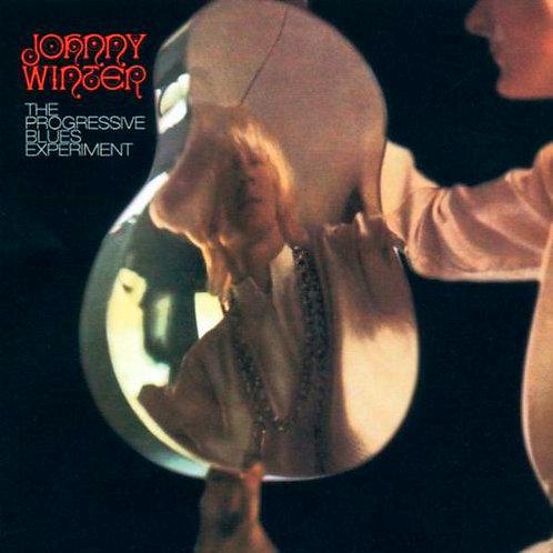 JOHNNY WINTER CD Progressive Blues Experiment