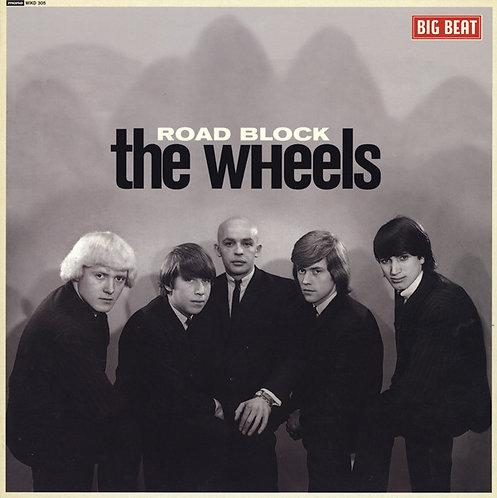 THE WHEELS LP Road Block