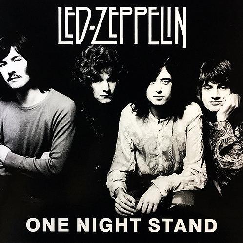 LED ZEPPELIN LP One Night Stand (Green Coloured Vinyl)