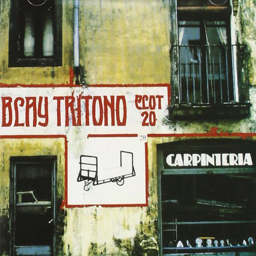 BLAY TRITONO CD Clot 20 (Jazz-Funk Spain)