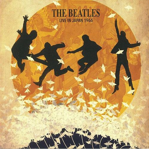 BEATLES LP The Beatles Live In Japan 1966 (Yellow Coloured Vinyl)