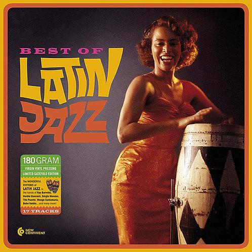 VARIOS LP The Best Of Latin Jazz