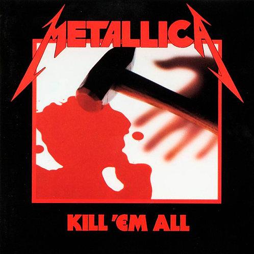 METALLICA LP Kill 'Em All
