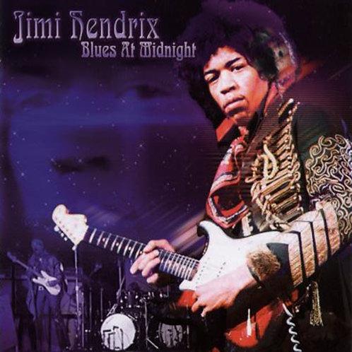 JIMI HENDRIX CD Blues At Midnight (Digipack)