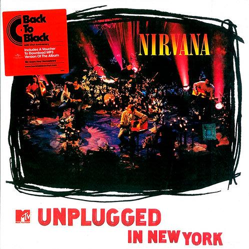 NIRVANA LP MTV Unplugged in New York (180 gr)