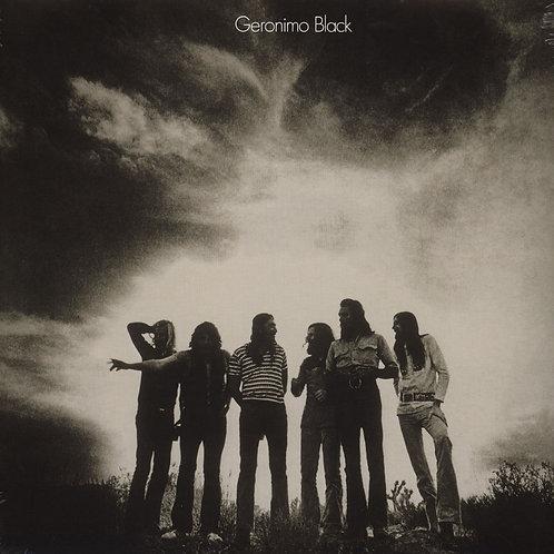 GERONIMO BLACK LP Geronimo Black (Progressive Rock) Gatefold Cover