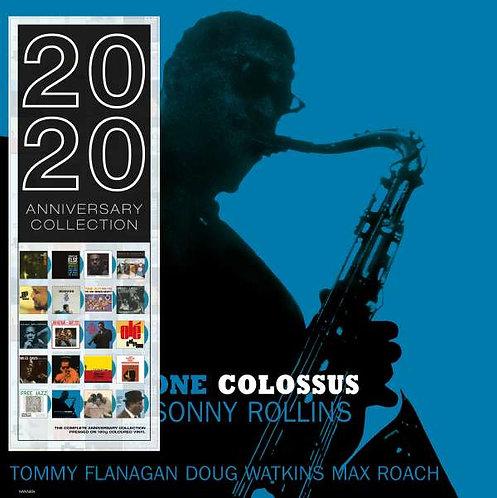 SONNY ROLLINS LP Saxophone Colossus (Blue Coloured Vinyl)