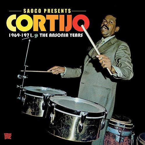 CORTIJO CD The Ansonia Years 1969-1971