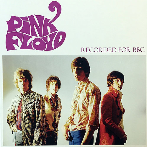PINK FLOYD LP Recorded for BBC