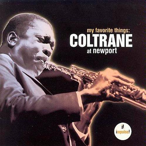 JOHN COLTRANE CD My Favorite Things: At Newport