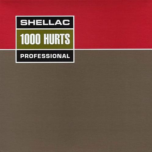 SHELLAC CD 1000 Hurts