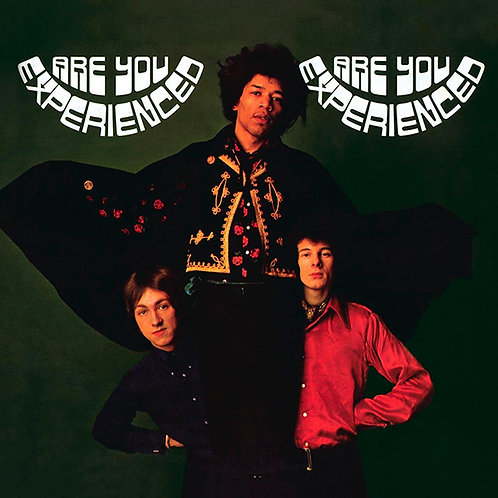 JIMI HENDRIX 2xLP Are You Experienced (Legacy)