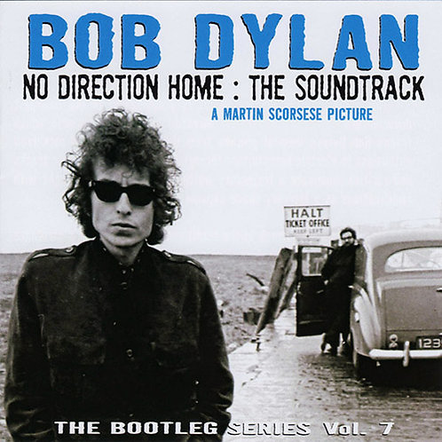 BOB DYLAN 2xCD No Direction Home The Soundtrack The Bootleg Series Vol. 7