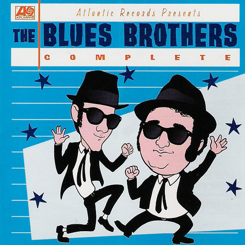 THE BLUES BROTHERS 2xCD The Blues Brothers Complete