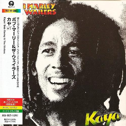 BOB MARLEY CD Kaya (Japan Mini LP)