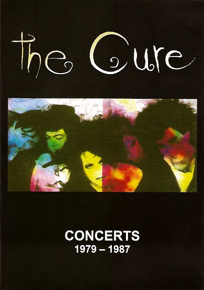 CURE DVD Concerts 1979-1987