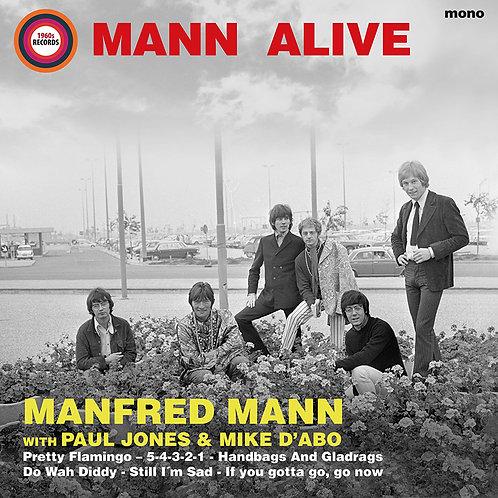 MANFRED MANN LP Mann Alive (Record Store Day 2018)